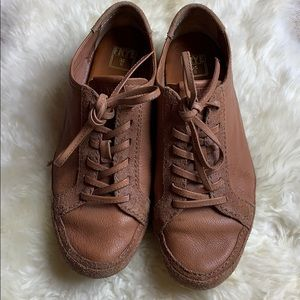 Frye Leather Sneaker